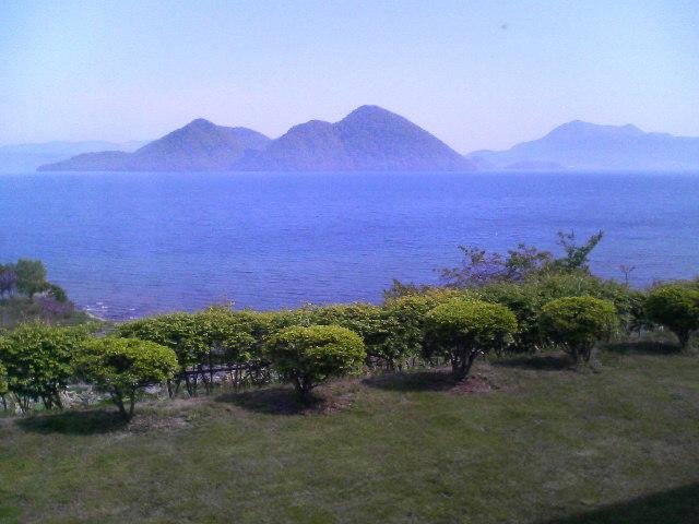 番外編 洞爺湖の景色