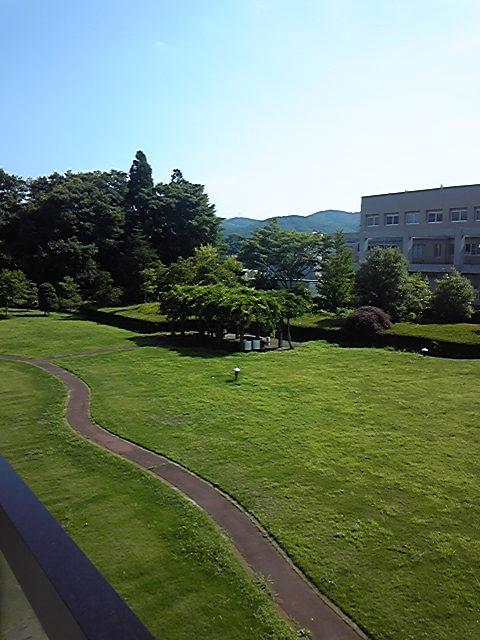 今中小企業大学校仙台校にいます。