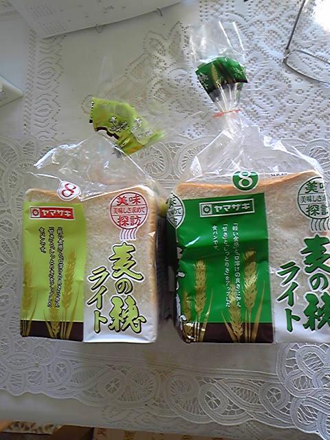 ヤマザキ製パンの麦の穂ライト