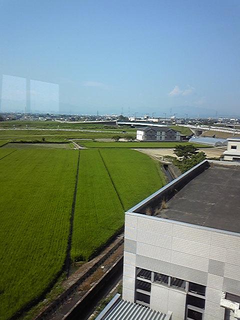 今日は富山で講義です。