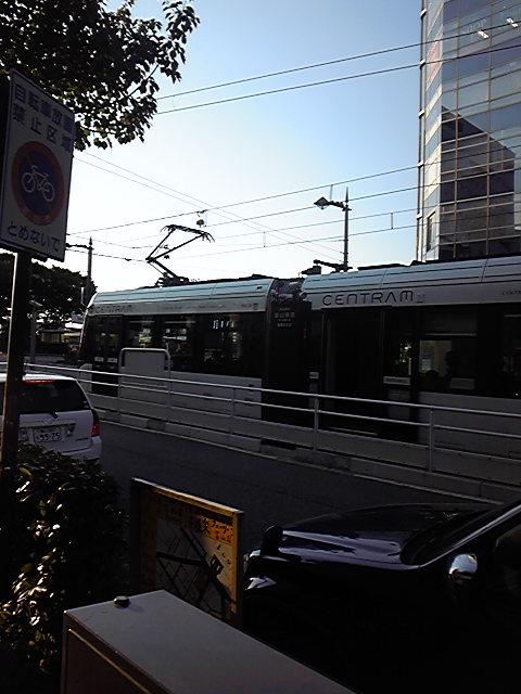 富山のLRT