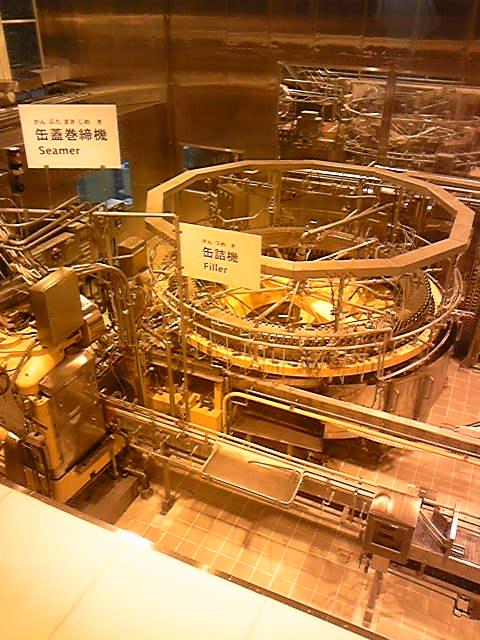 サントリー武蔵野工場見学